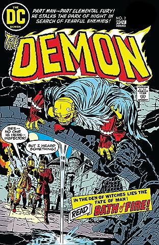 The Demon (1972-1974) No.2