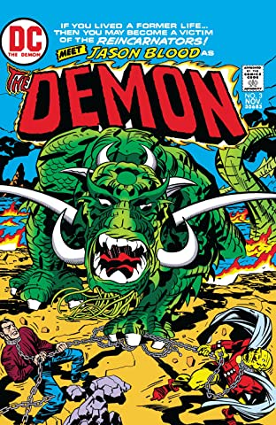 The Demon (1972-1974) #3