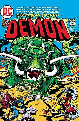 The Demon (1972-1974) No.3