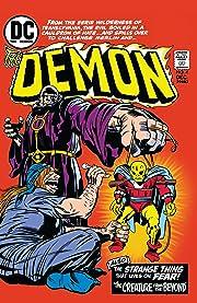 The Demon (1972-1974) #4