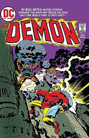 The Demon (1972-1974) No.5