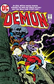 The Demon (1972-1974) #5