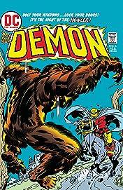 The Demon (1972-1974) #6