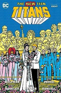 New Teen Titans (1980-1988) Vol. 8
