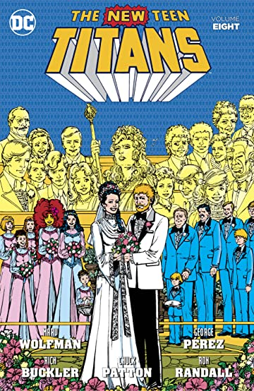 New Teen Titans (1980-1988) Vol. 8