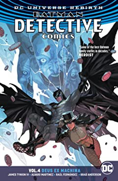 Batman - Detective Comics (2016-) Tome 4: Deus Ex Machina