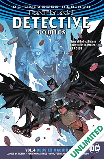 Batman - Detective Comics (2016-) Vol. 4: Deus Ex Machina