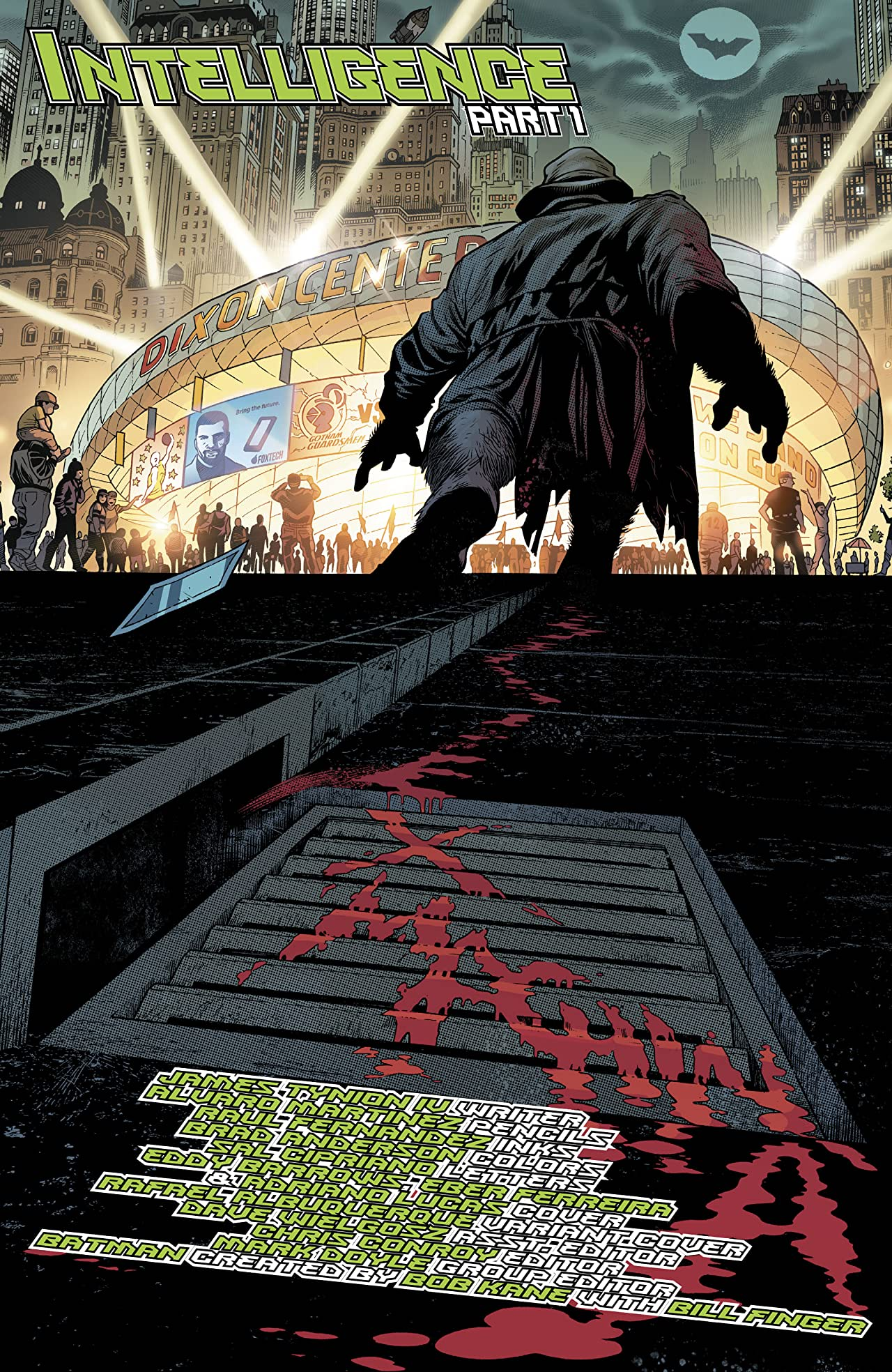 Batman - Detective Comics Vol. 4: Deus Ex Machina