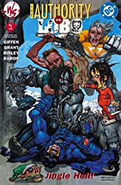 The Authority vs. Lobo: Jingle Hell