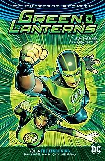 Green Lanterns (2016-) Vol. 4: The First Ring