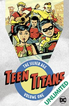 Teen Titans: The Silver Age Vol. 1