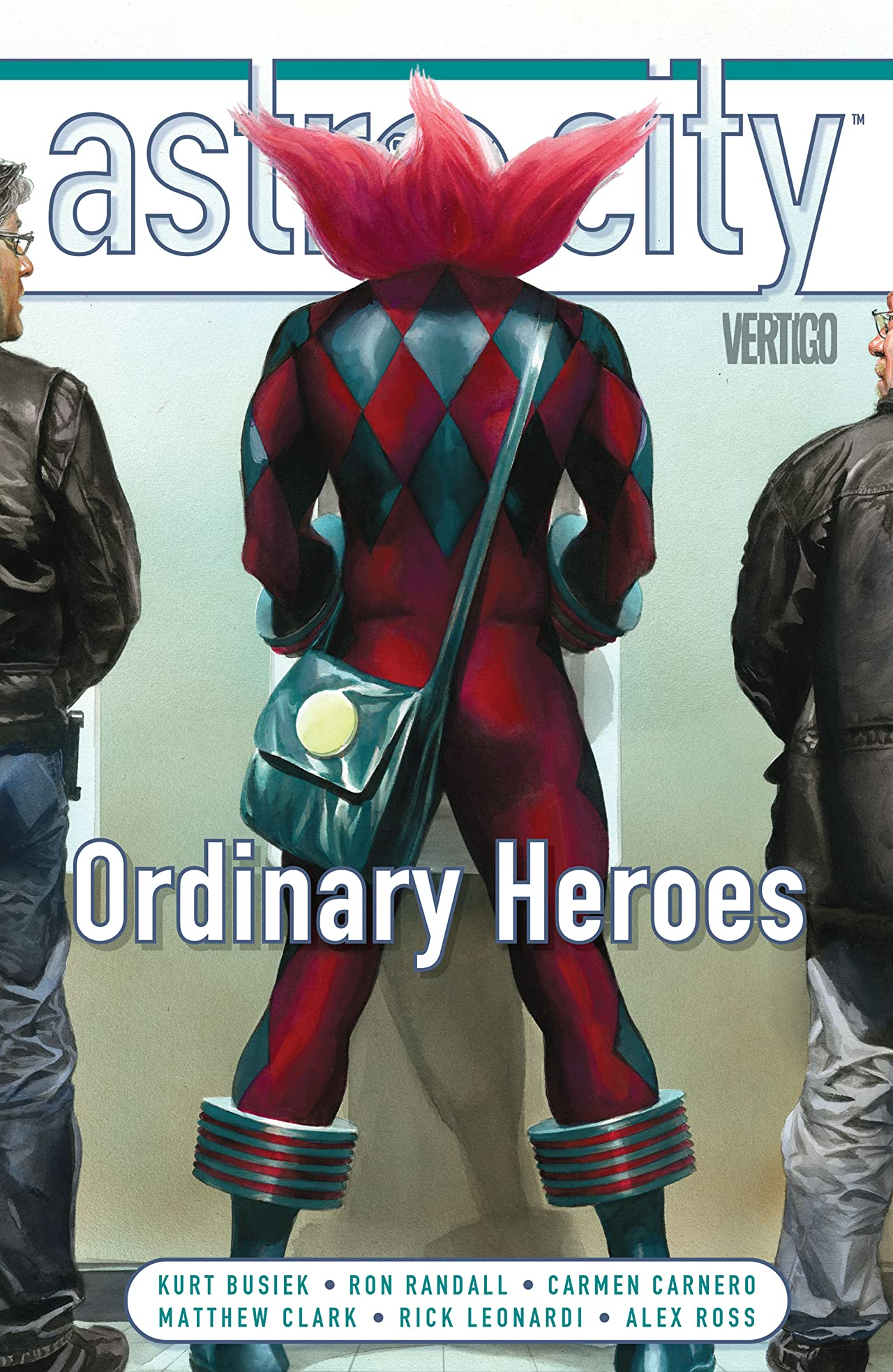 Astro City (2013-) Tome 15: Ordinary Heroes
