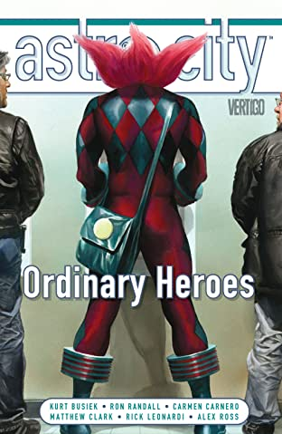 Astro City (2013-2018) Vol. 15: Ordinary Heroes