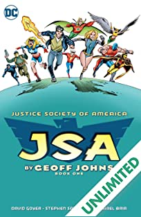 JSA by Geoff Johns Book One
