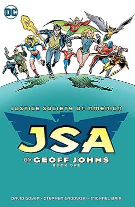 JSA by Geoff Johns Book One