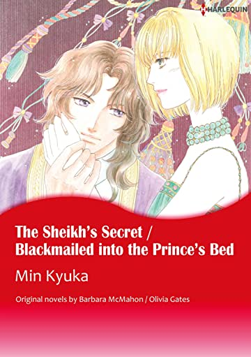 The Sheikhs Secret Blackmailed Into The Princes Bed