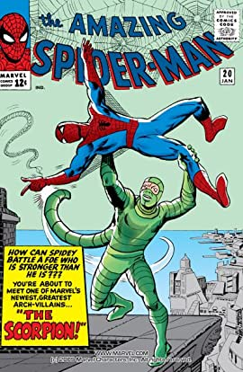 Amazing Spider-Man (1963-1998) No.20