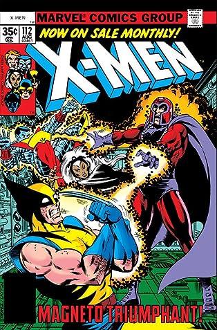 Uncanny X-Men (1963-2011) #112