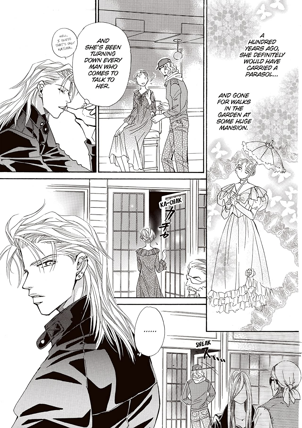The Lone Rider Takes A Bride Vol. 2: The Rulebreakers 2