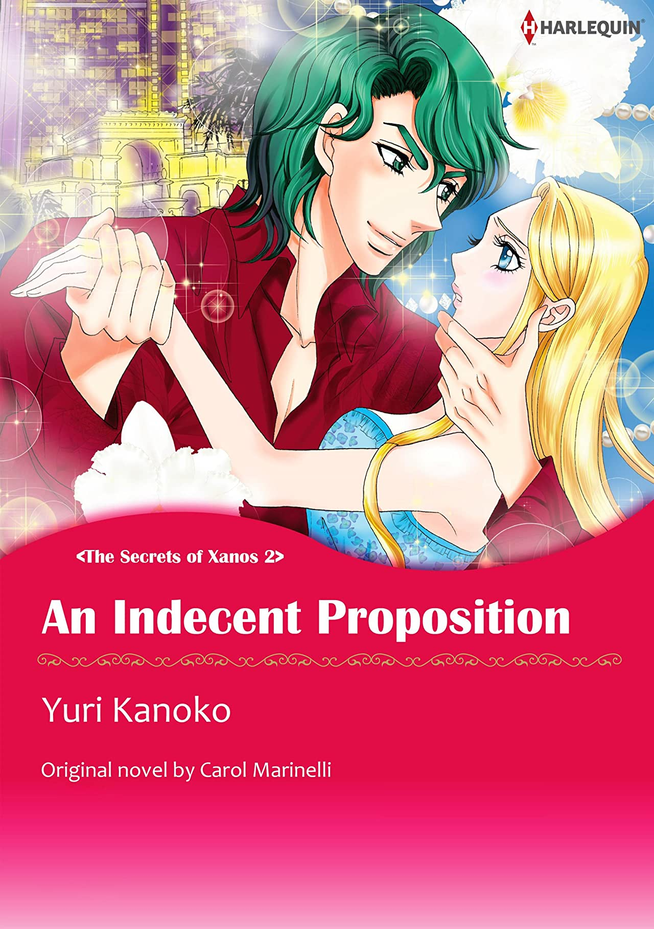 An Indecent Proposition Vol. 2: The Secrets of Xanos 2