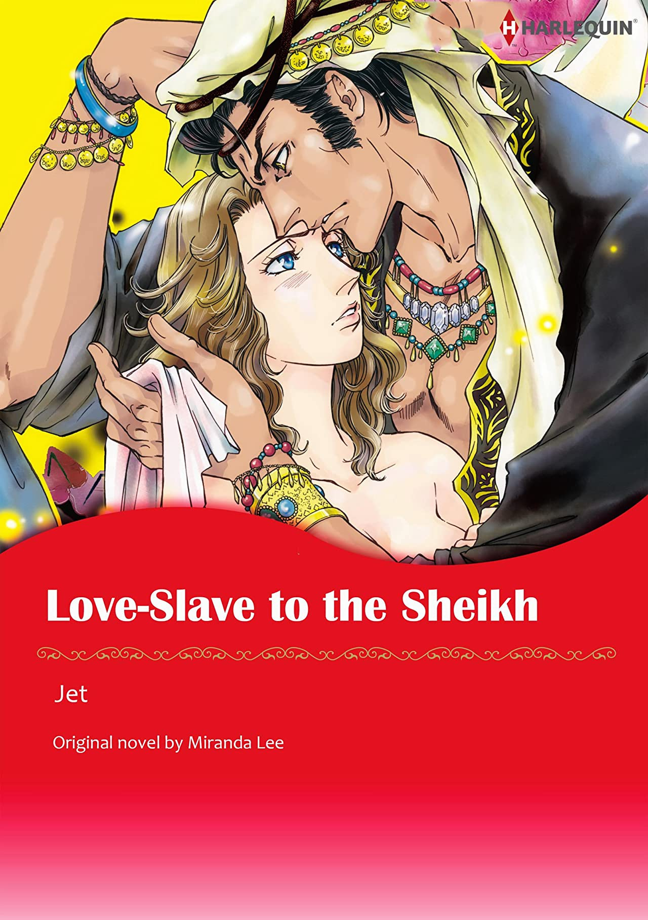 Love-Slave To The Sheikh