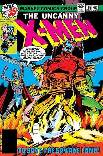 Uncanny X-Men (1963-2011) #116