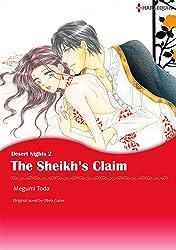 The Sheikh's Claim Vol. 2: Desert Nights 2