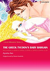 The Greek Tycoon's Baby Bargain Vol. 1: Greek Billionaire Brides I