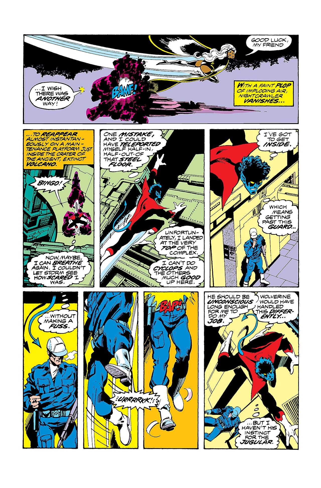 Uncanny X-Men (1963-2011) #119