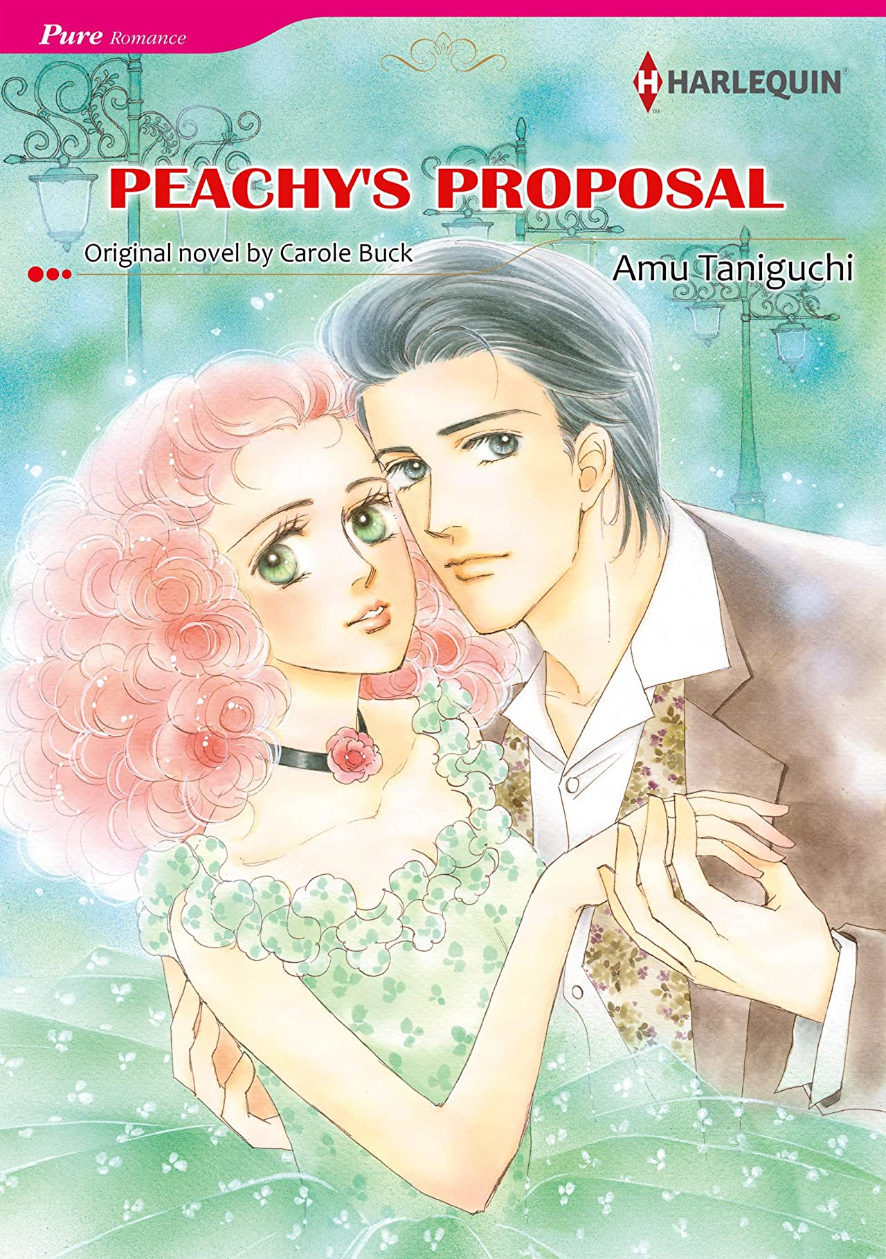 Peachy's Proposal