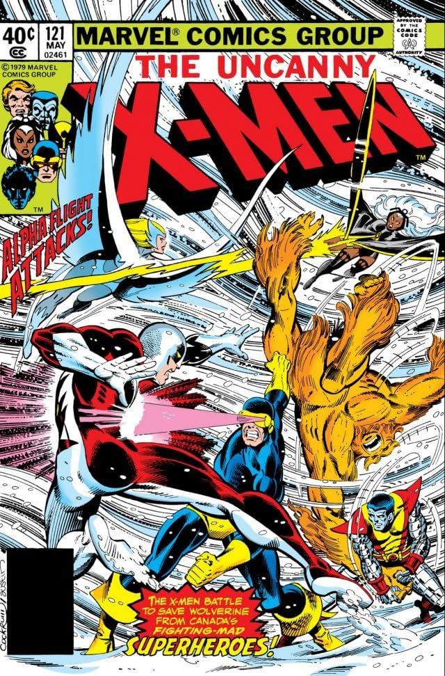 Uncanny X-Men (1963-2011) #121