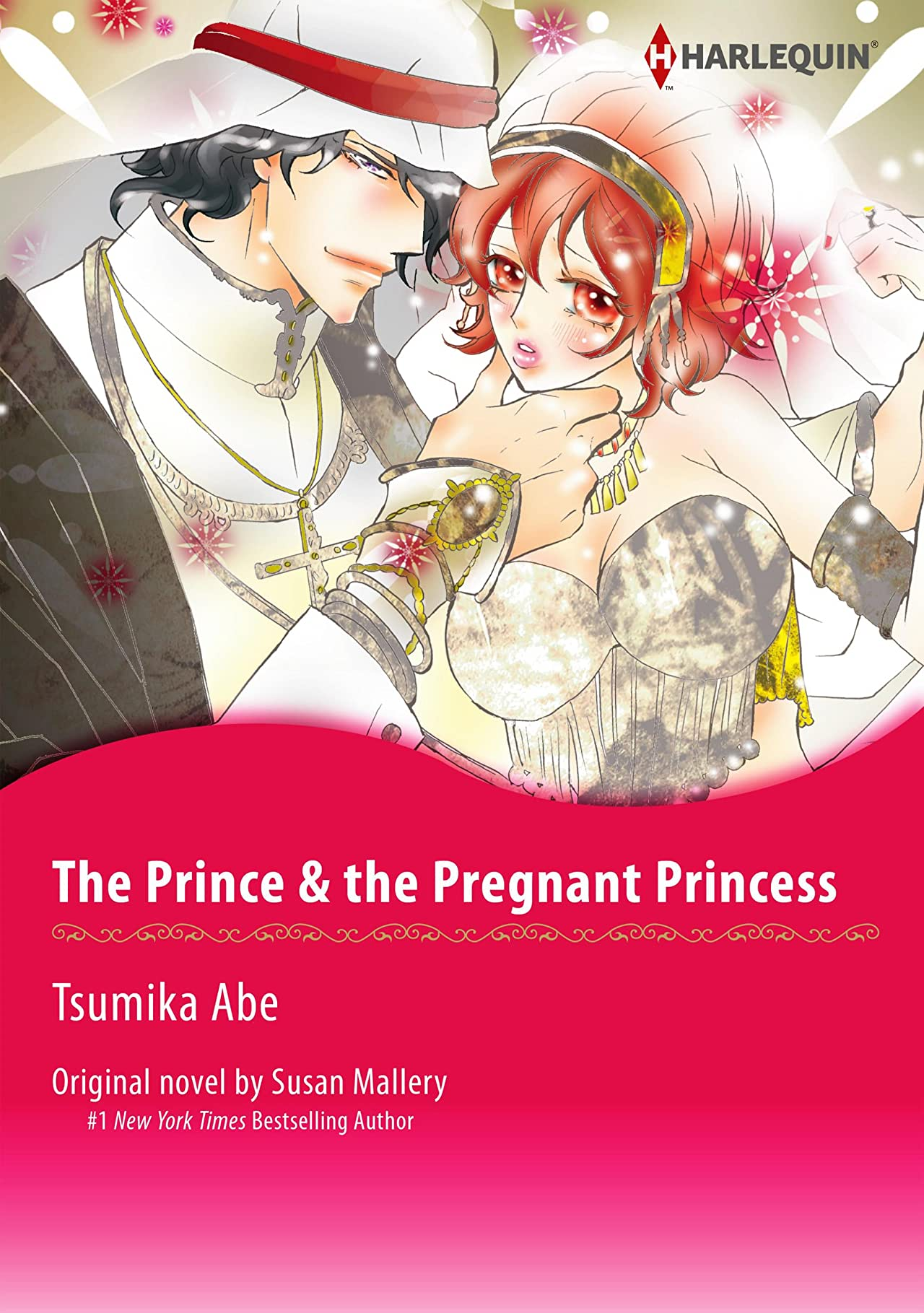 The Prince & The Pregnant Princess Vol. 3: Desert Rogues III