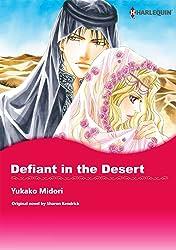 Defiant In The Desert