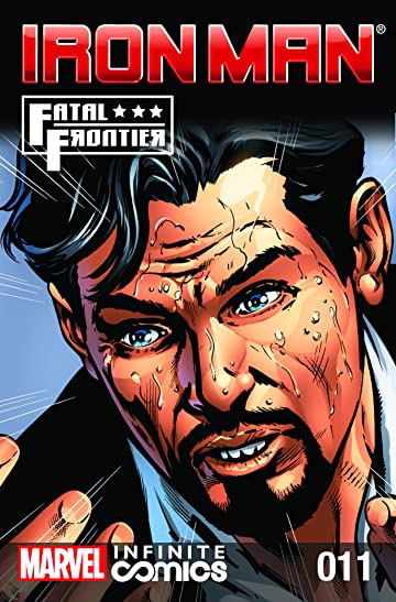 Iron Man: Fatal Frontier Infinite Comic #11