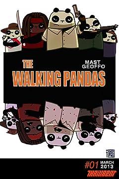 The Walking Pandas (English) #1