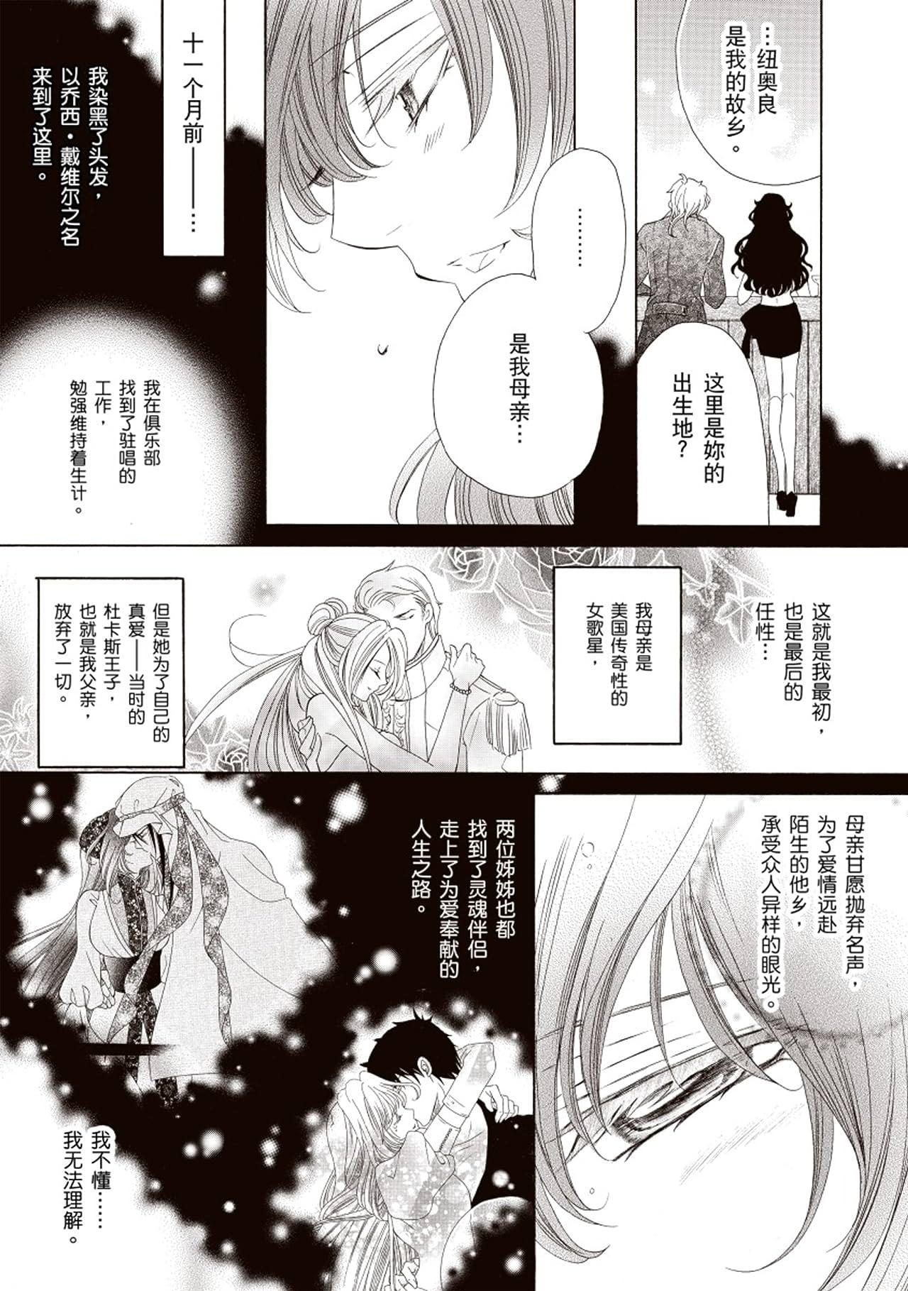 坠入凡间的公主 异国恋曲系列Ⅲ