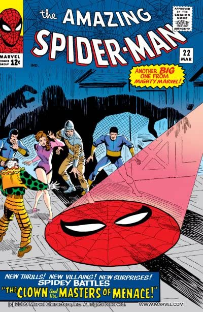 Amazing Spider-Man #022