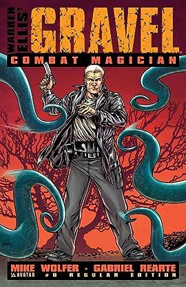 Gravel: Combat Magician #0