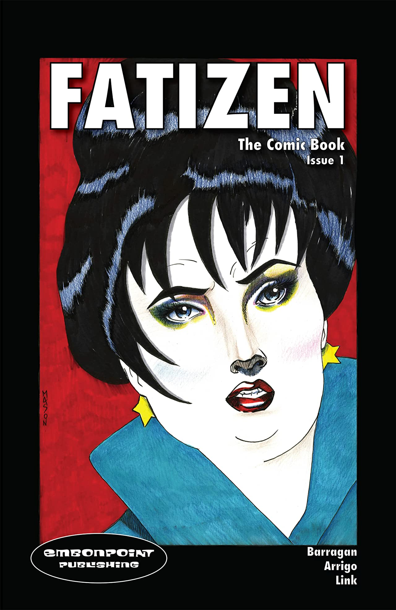 Fatizen: The Graphic Novel #1