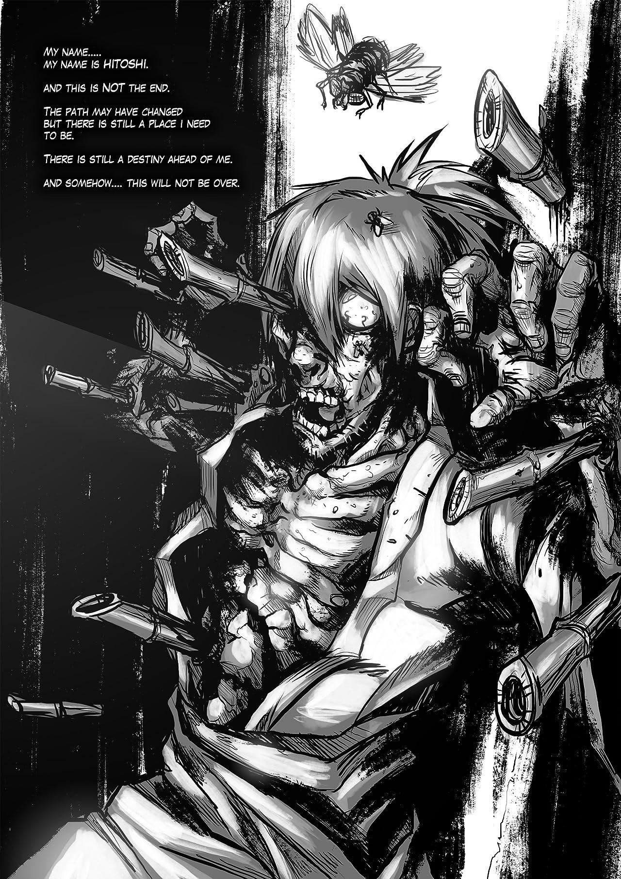 Dead Ronin #5