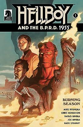 Hellboy and the B.P.R.D.: 1955--Burning Season