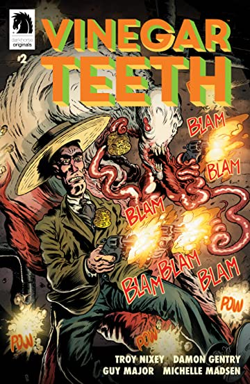 Vinegar Teeth #2