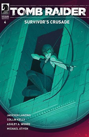 Tomb Raider: Survivor's Crusade No.4