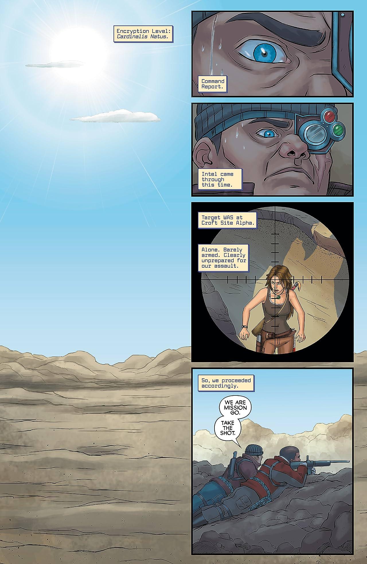 Tomb Raider: Survivor's Crusade #4