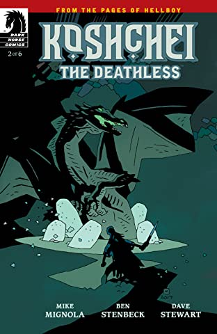 Koshchei the Deathless No.2