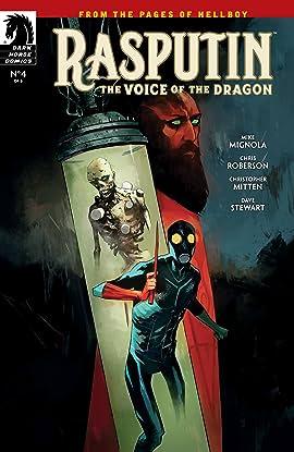 Rasputin: The Voice of the Dragon #4