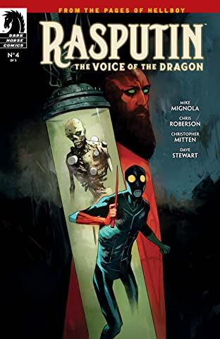 Rasputin: The Voice of the Dragon #4