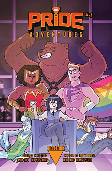 The Pride Adventures #4