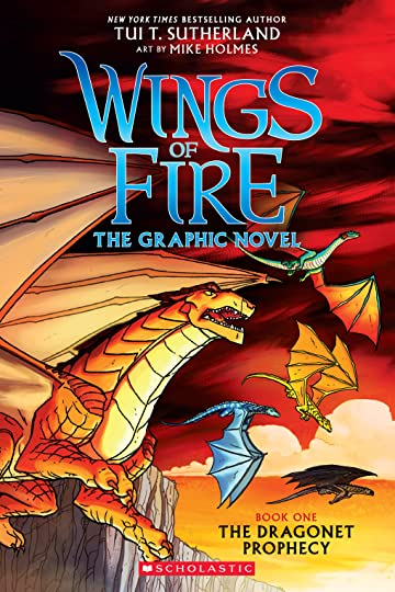 Wings of Fire Vol. 1: The Dragonet Prophecy