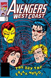 Avengers West Coast (1985-1994) #58